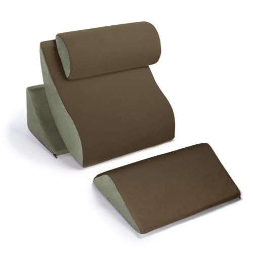 Avana Kind Bed Orthopedic Support Pillow Comfort System, Moc