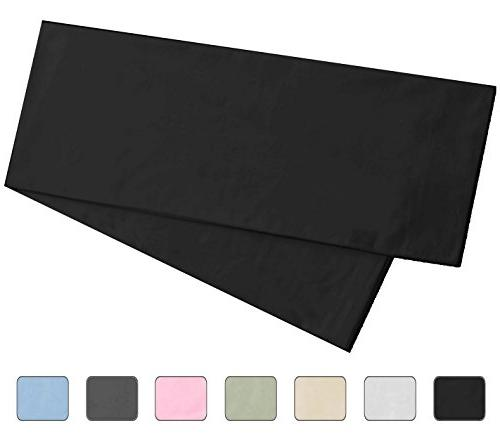 Body Pillowcase, 100% Cotton, 300 Thread Count, 21x60 Body P