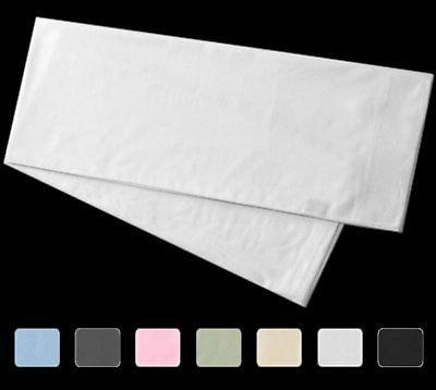Body Pillowcase Pillow Cover 20 x 54, 100% Cotton, 300 Threa