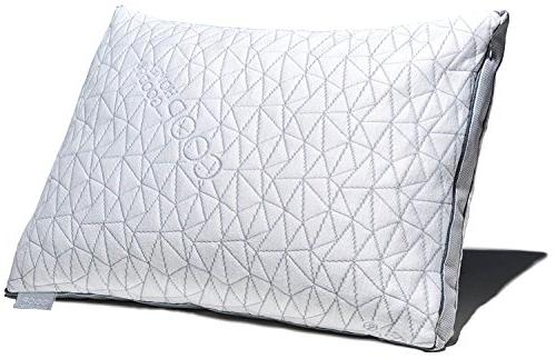 Coop Home Goods - Eden Shredded Memory Foam Pillow with Cool