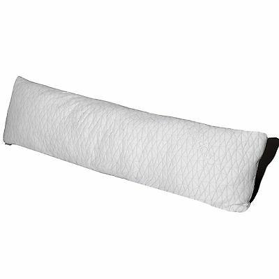 Coop Home Goods - Memory Foam Body Pillow with Adjustable Sh