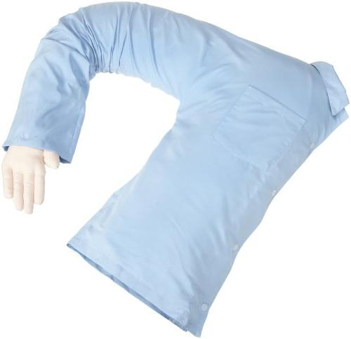 Deluxe Comfort P009 Boyfriend Pillow With A Pillow In Shinin