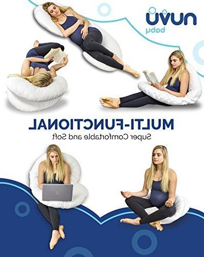 Full Body Shaped Cushion Maternity and Pain - Cotton