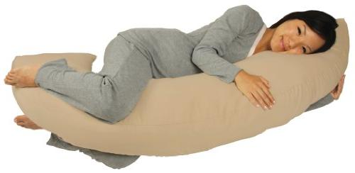 Leachco Body Bumper Contoured Body Pillow System,