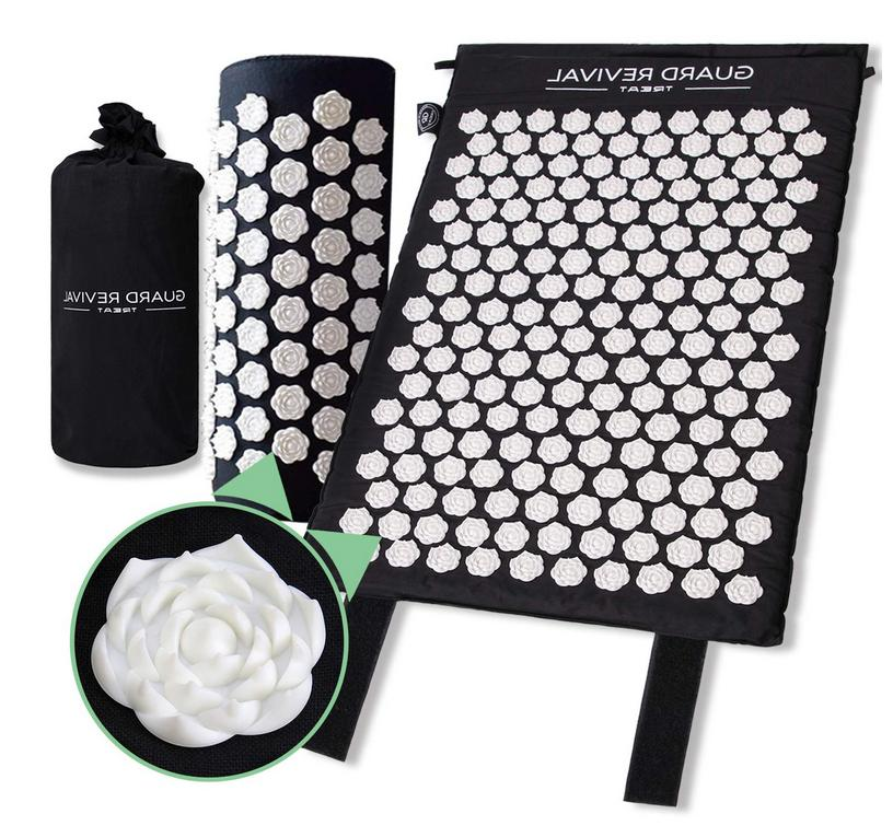 acupressure mat and pillow set full body