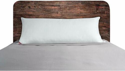 "AllerEase Allergy Protection Density Body Pillow 20"" 54"""