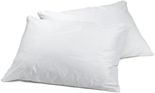 allereease allergen barrier pillow protectors