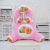 America Form Rest - Plush Squishy Fruit Printing Shape Neck
