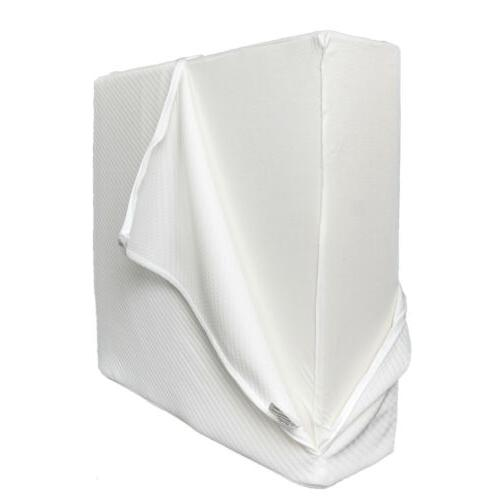 Relax Soft Cool Foam Bed Cushion Sleep