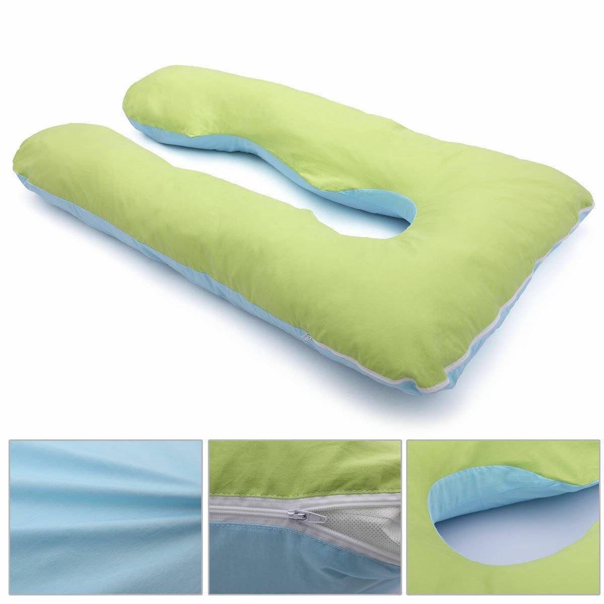 Body Pregnant Pillow Women Best for Sleeper Belly Waist