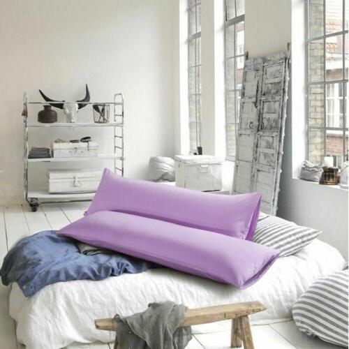 1-2PCS Body Soft Case Pillows USA