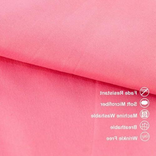 1-2PCS Body Pillow Soft Case Body USA