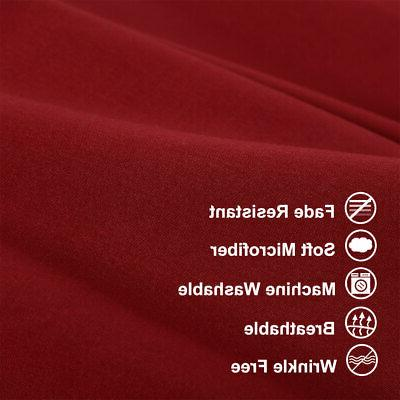Body 1800 Microfiber Long Bedding Body Pillow Covers