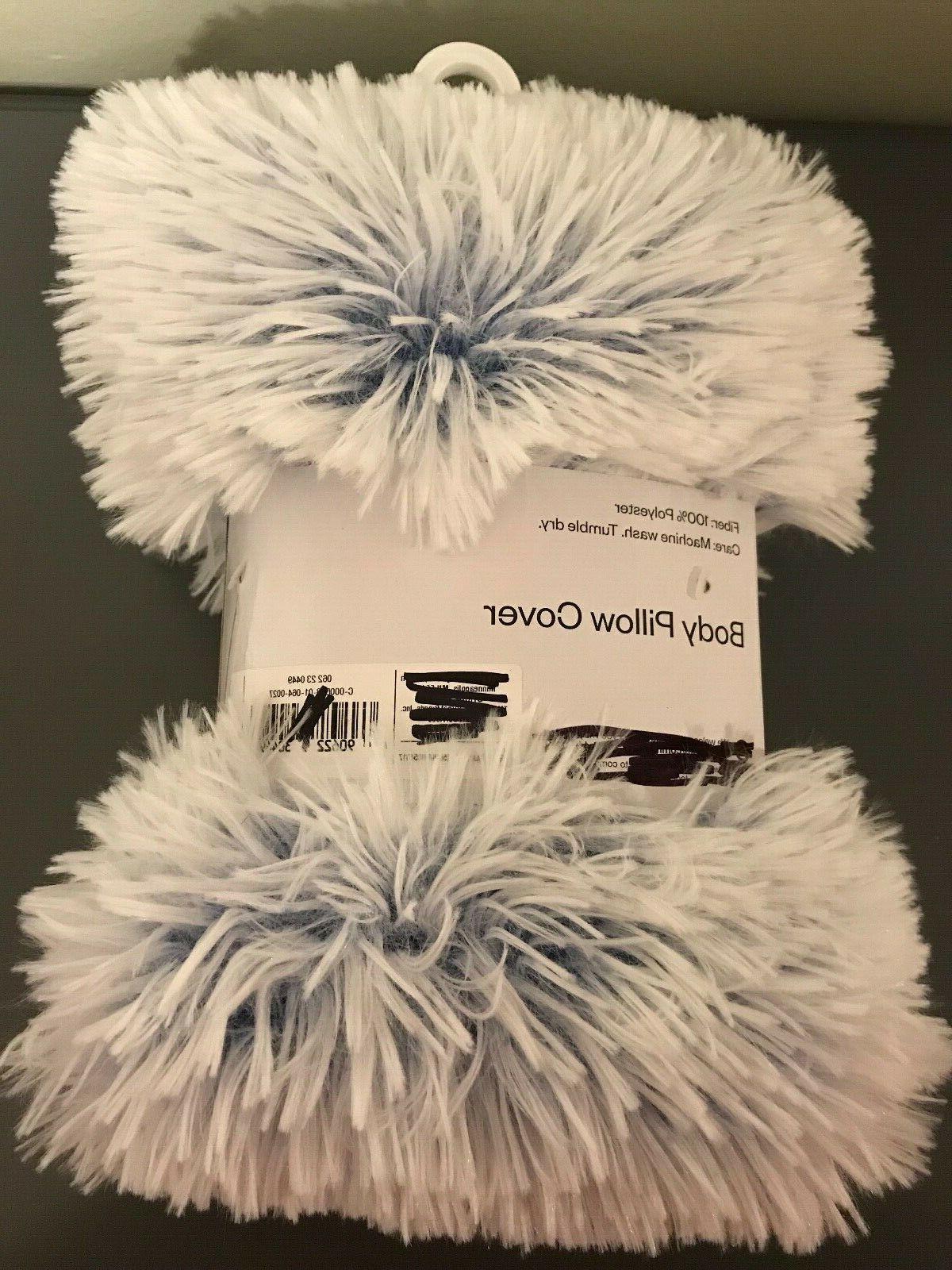 Room pillowcase pillow cover white New! fur