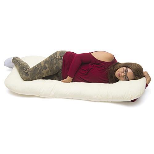c shape total pillow pregnancy