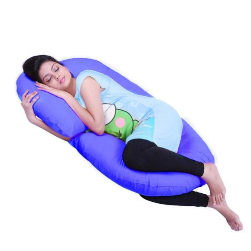 Pregnancy Pillow Contoured U Shape C Shape Extra