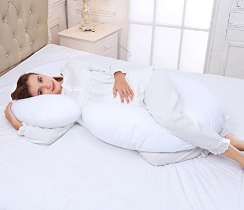 Marine Moon Body Pregnancy/Maternity Washable Cotton