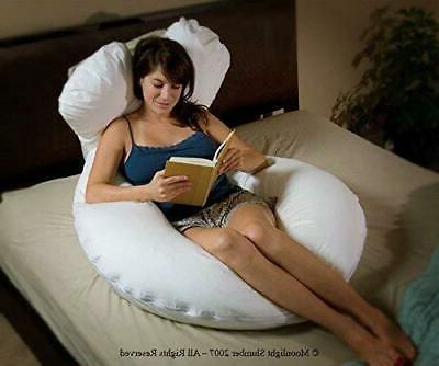Comfort-U Total Body Support Pillow