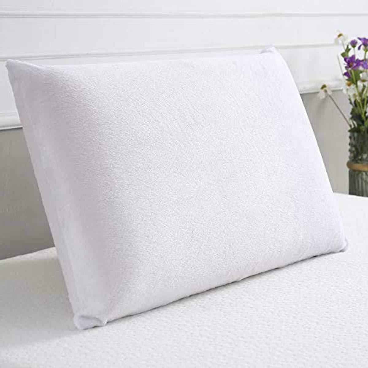 Classic Conforma Ventilated Memory Foam Cushion Pillow, Queen