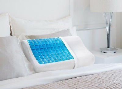 Contour w/ Gel - Orthopedic Pillow Reversible