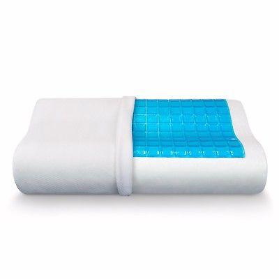 Contour w/ Orthopedic Bed Pillow Reversible