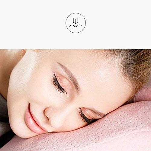 HANKEY Cover & & Contour Pillow - Insomnia, Neck & Pain Relief