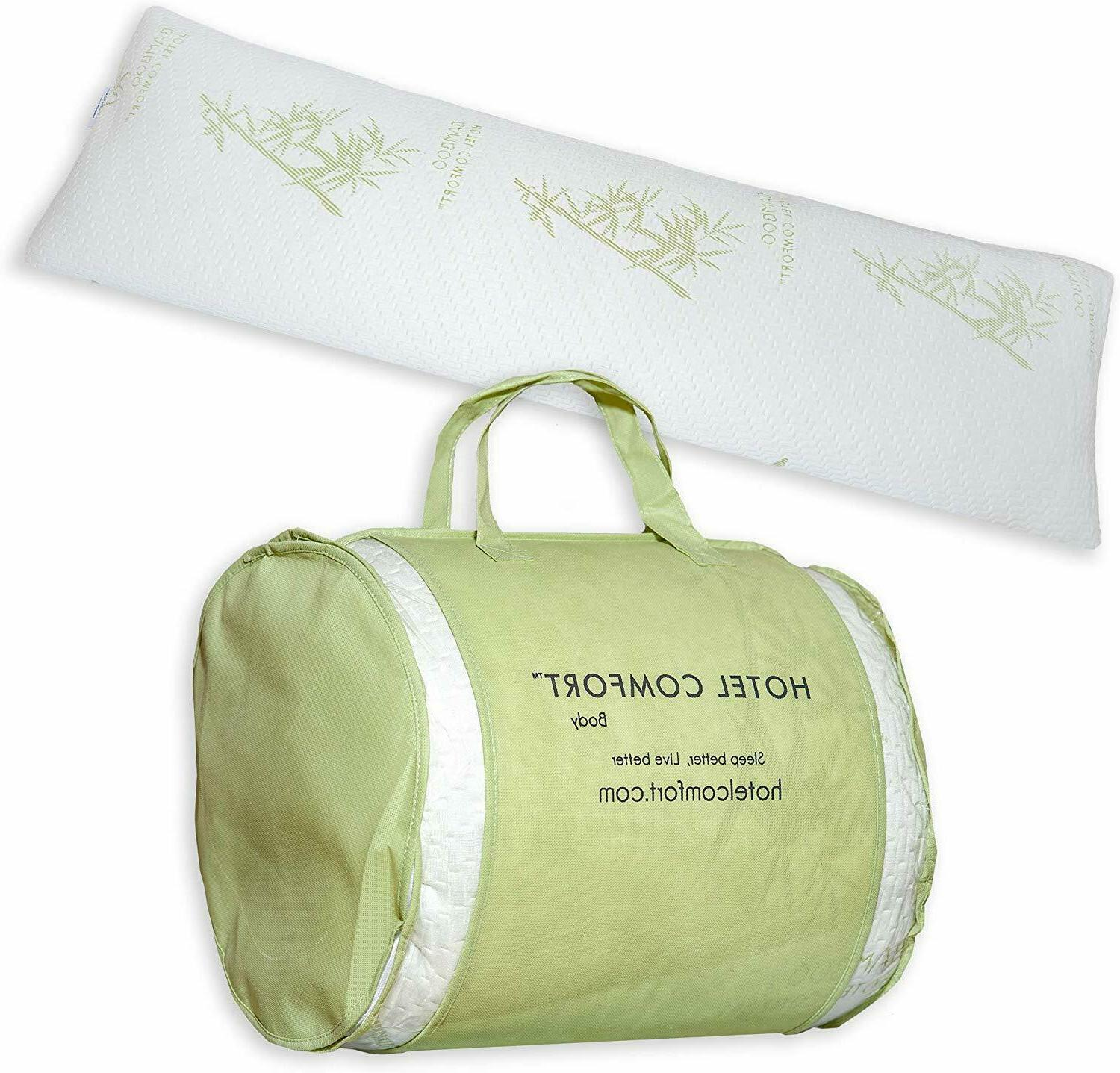 Remedy Bamboo Rayon Memory Foam Pillow