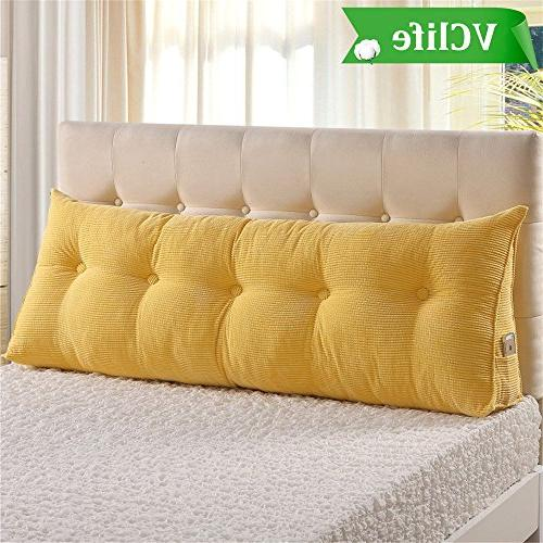 cotton sofa bed filled triangular