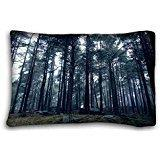 Custom Characteristic Nature Zippered Body Pillow Case Cover