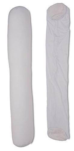 DeluxeComfort Microbead Body Replacement Hypoallergenic-Span