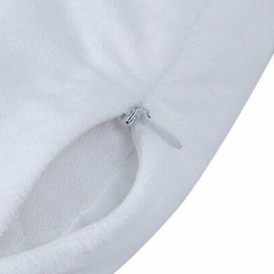 E Shaped Pillow Belt Full Pillow 9f