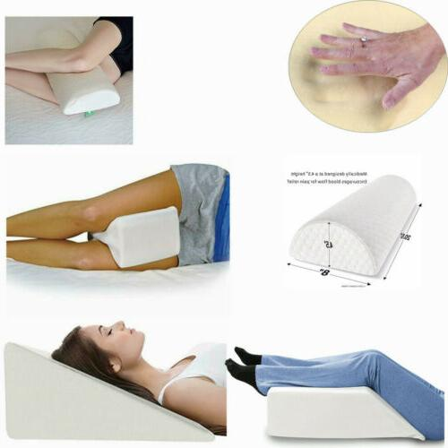 Luxury Orthopedic Legacy Leg Wedge Pillow for Back Hip Legs&