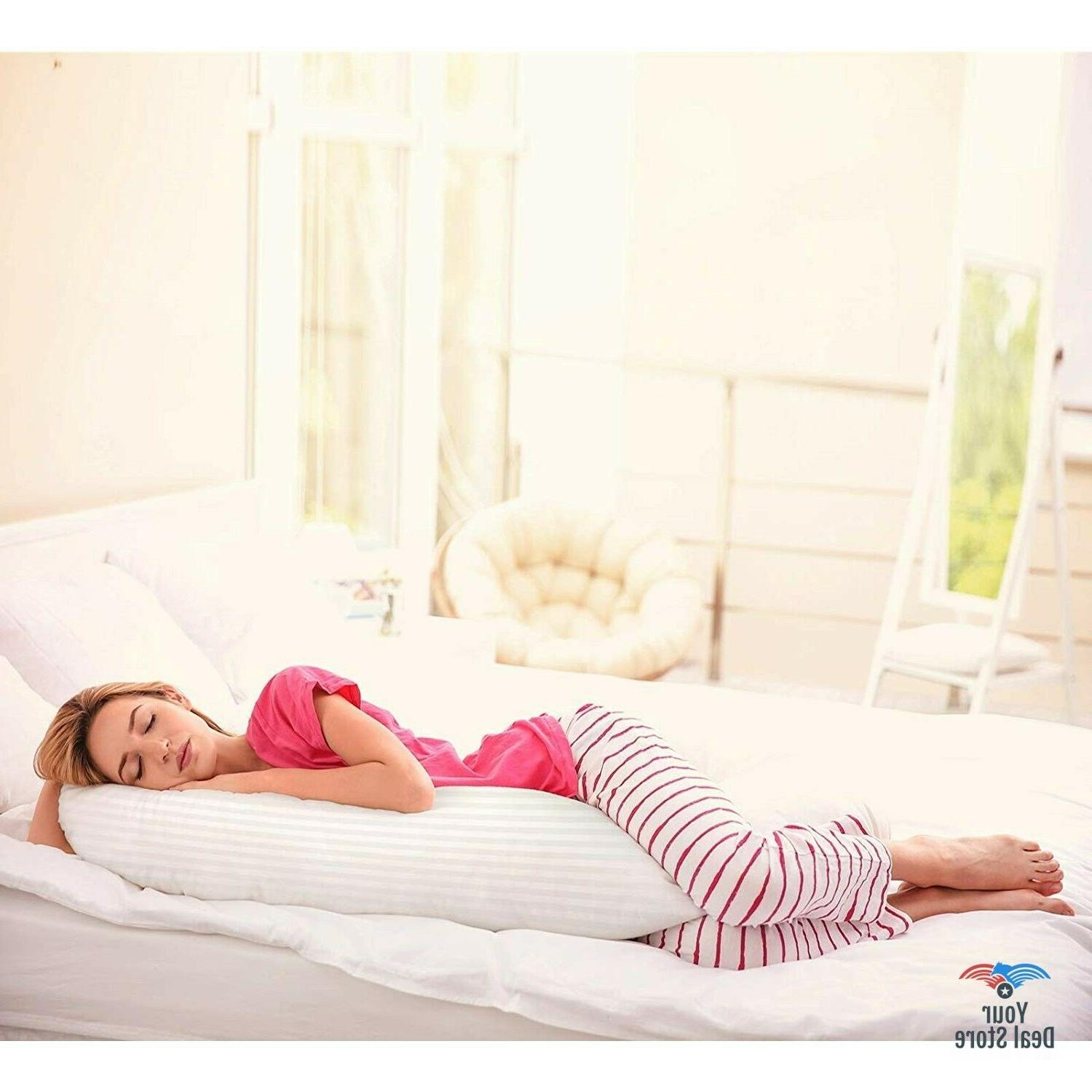 Extra Long Body Large Great Pregnancy Bedding