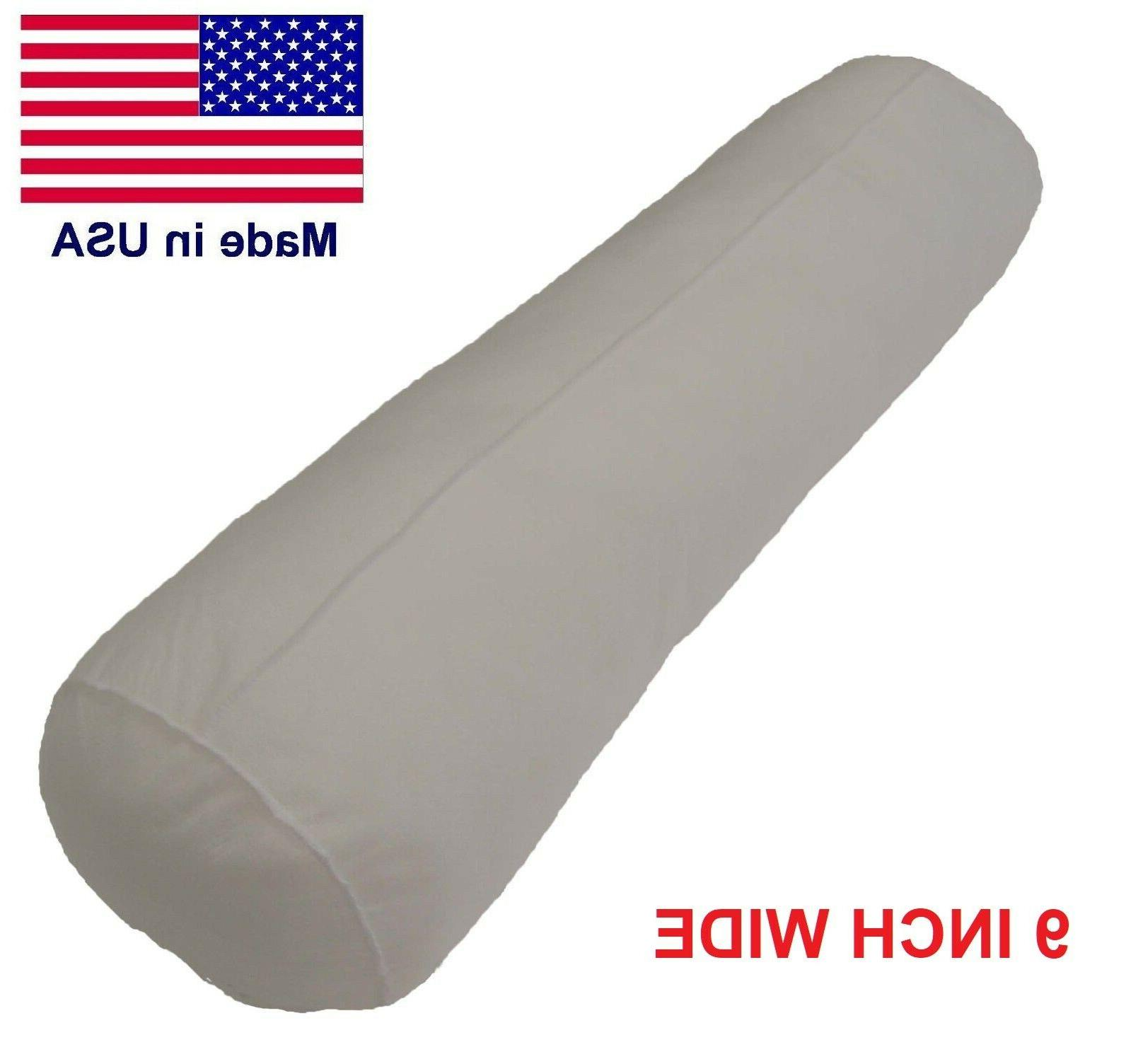 extra long bolster pillow body tube cylinder