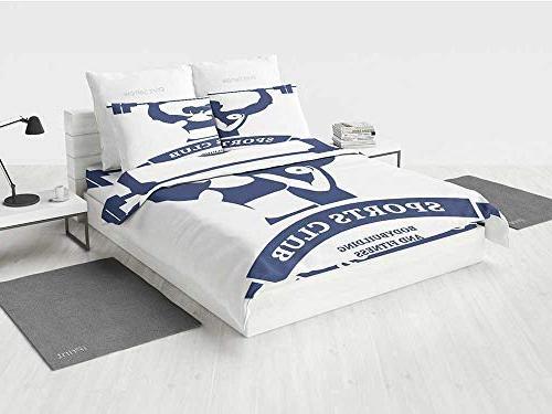 fitness camo bedding set bodybuilders