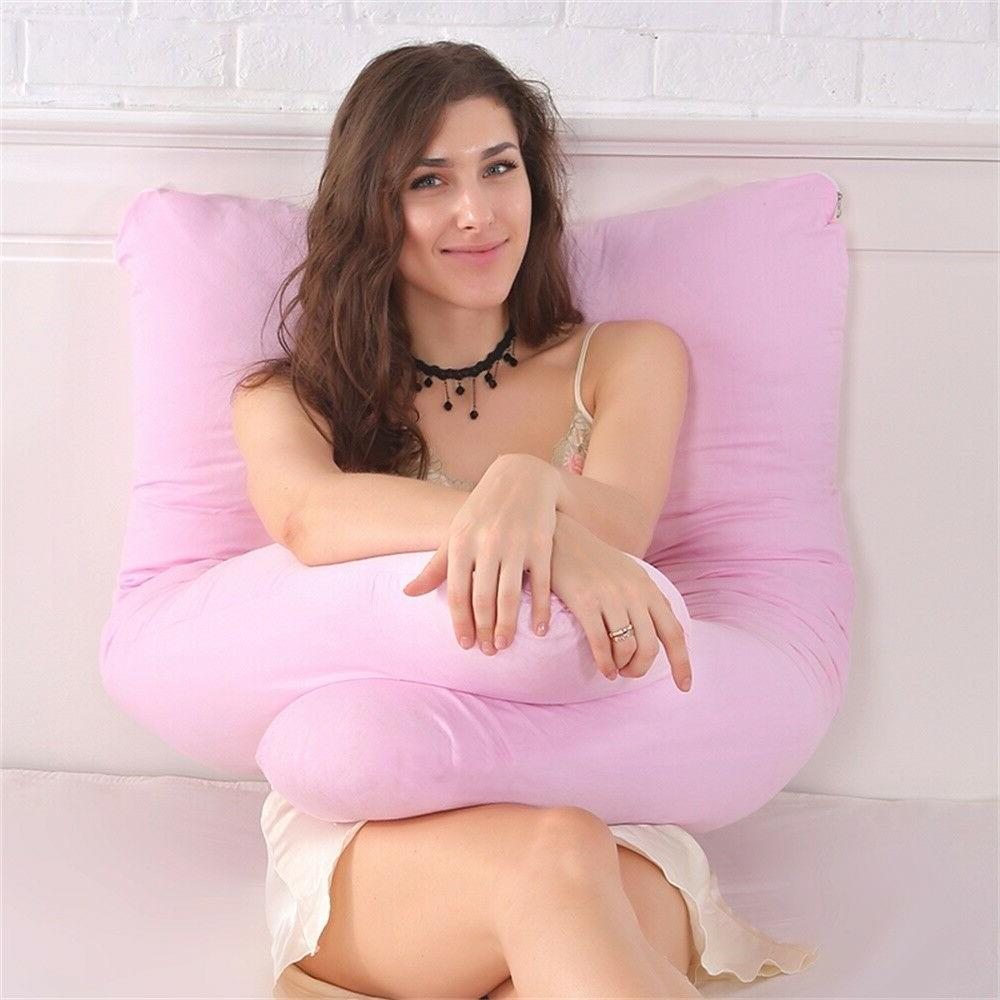 Full Shaped Pregnancy Pillow Maternity Support Belly