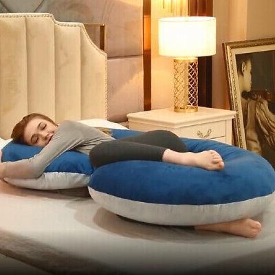 Full Pillow C-Shaped Maternity for Pregnant