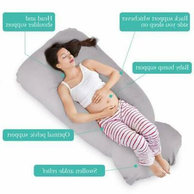 full body pregnancy pillow soft for maternity