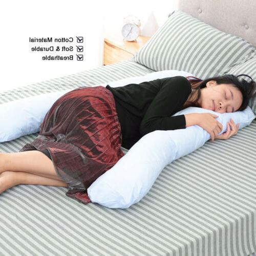 Full U-shaped Cushion for Nursing