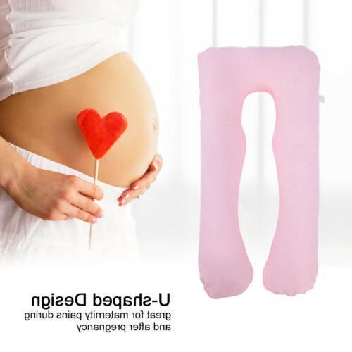 Full U-shaped Maternity for Nursing Women