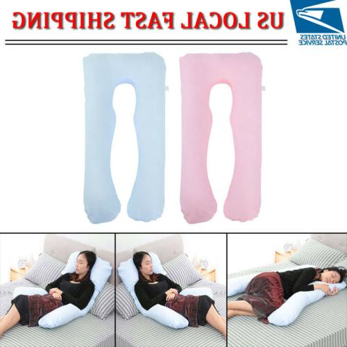 full body pregnancy pillow u shaped maternity