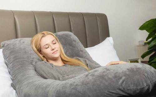 QUEEN Full Pregnancy Maternity Pillow