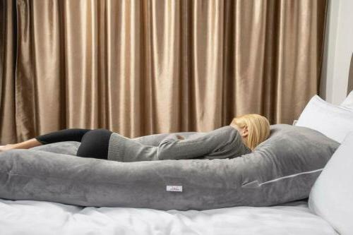 QUEEN Full Pregnancy Pillow Maternity