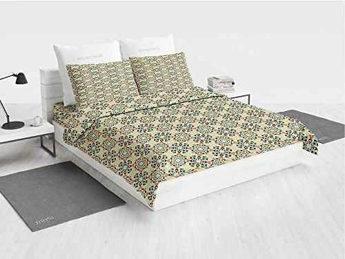 geometric toddler bedding set ethnic