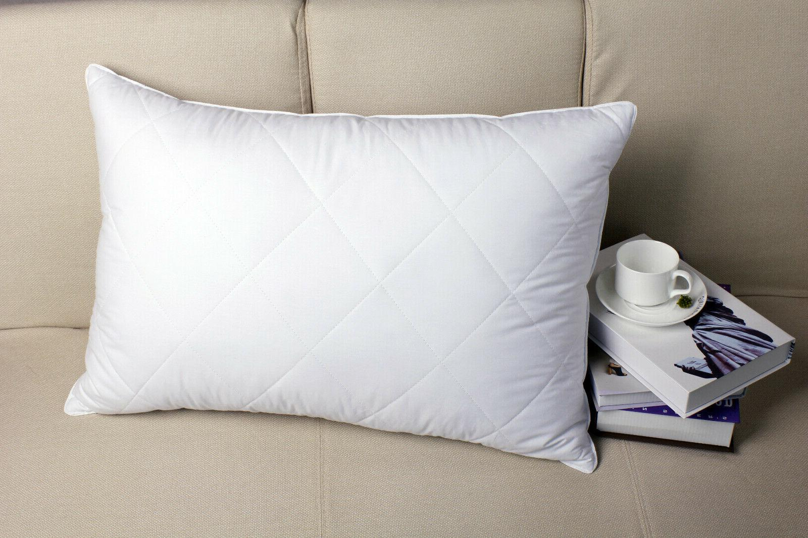 standard king size goose feather pillow down