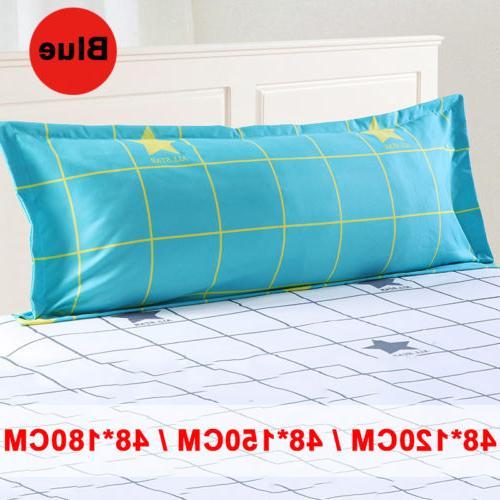 Grid Sofa Sleep Case Pillowcase Pillow Cover UDW