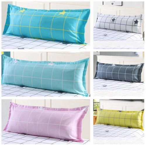 grid pattern couple body sofa sleep protector