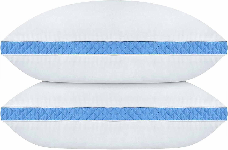 Utopia Pillow Pack Pillows Back