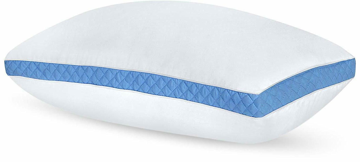Utopia Gusseted Pillow Bed Pillows