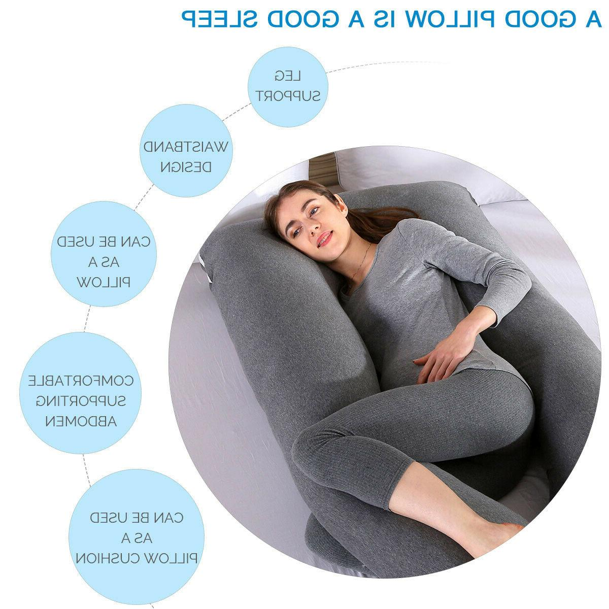 Hefty Pregnancy ™ - U Pillow - Maternity - Body